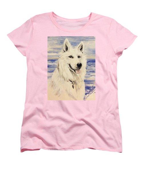 Swiss Shepherd Women's T-Shirt (Standard Cut)
