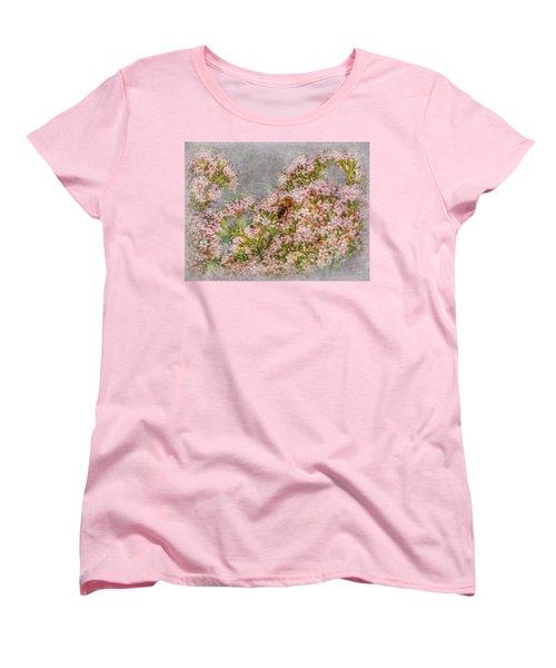 The Bee Women's T-Shirt (Standard Cut) by Hanny Heim