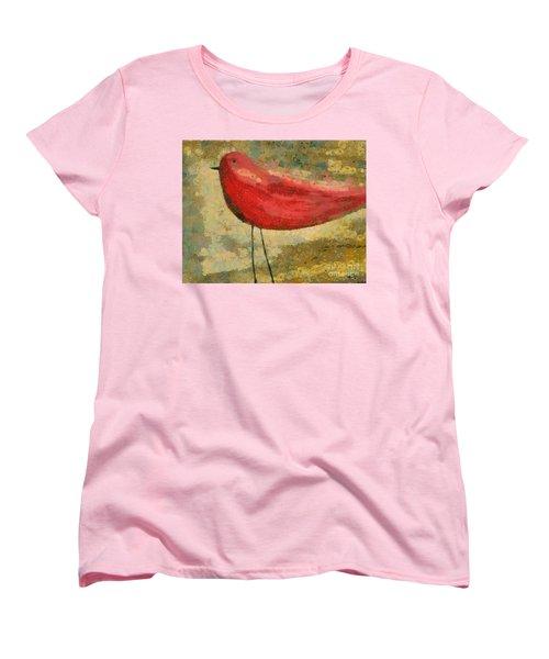 The Bird - K03b Women's T-Shirt (Standard Cut) by Variance Collections