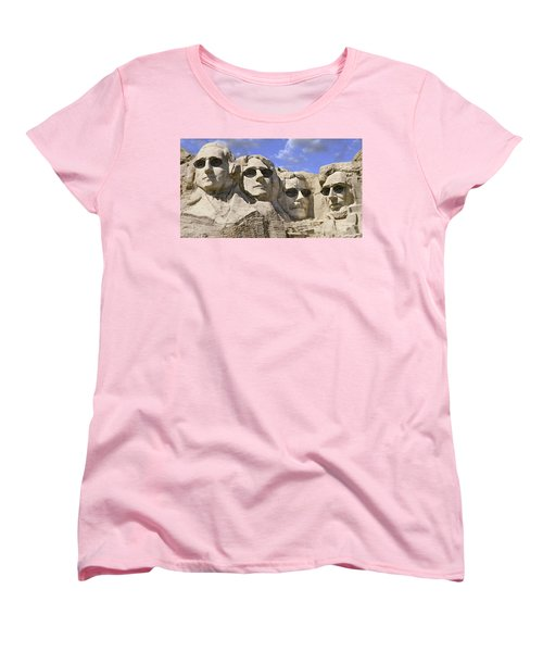 The Boys Of Summer 2 Panoramic Women's T-Shirt (Standard Cut) by Mike McGlothlen