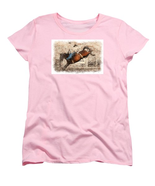 The Classic  Women's T-Shirt (Standard Cut) by Mayhem Mediums