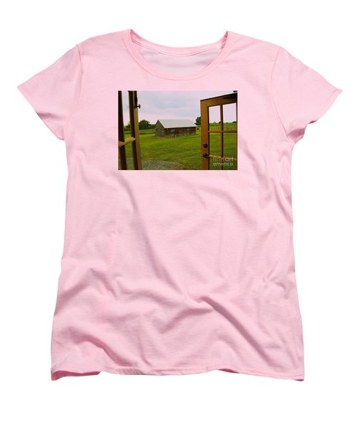 The Grounds Women's T-Shirt (Standard Cut) by William Norton