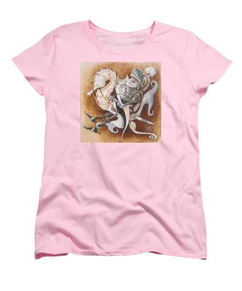 The Knight Tale Women's T-Shirt (Standard Cut)