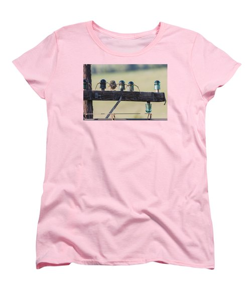 The Master Of Disguise Women's T-Shirt (Standard Cut) by Mircea Costina Photography