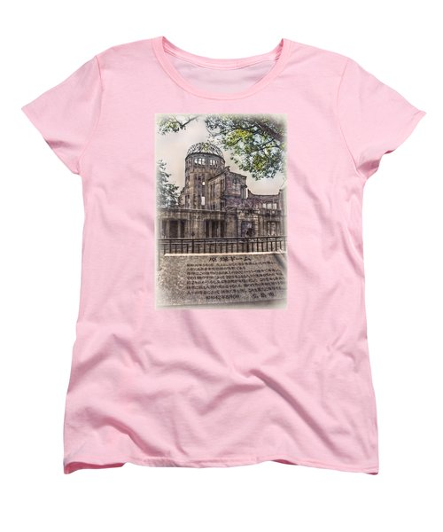 The Memorial Women's T-Shirt (Standard Cut) by Hanny Heim