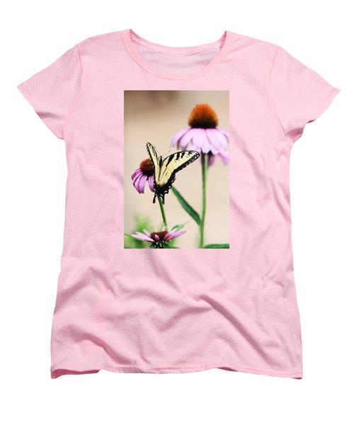 The Swallowtail Women's T-Shirt (Standard Cut) by Trina  Ansel