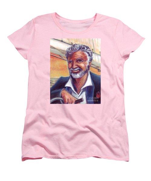 The Most Interesting Man In The World Women's T-Shirt (Standard Cut)