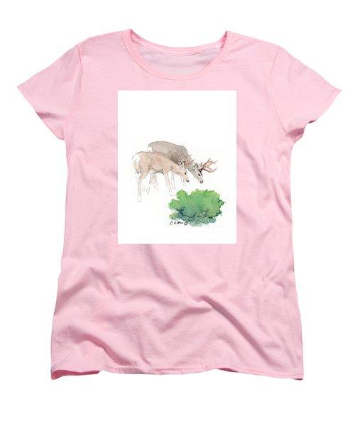 Too Dear Women's T-Shirt (Standard Cut) by C Sitton
