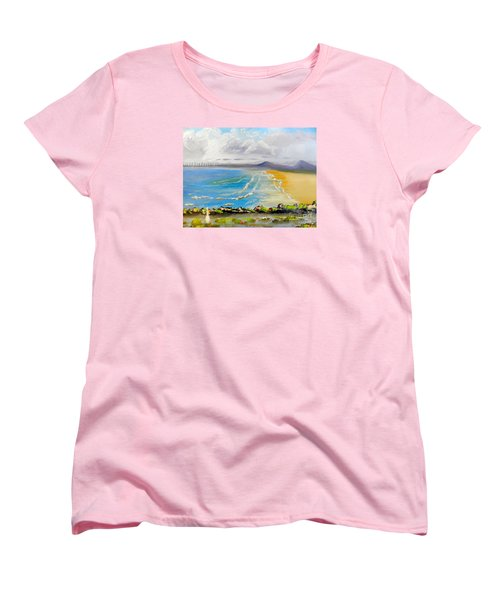 Towradgi Beach Women's T-Shirt (Standard Cut)