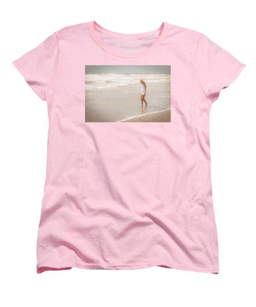 Women's T-Shirt (Standard Cut) featuring the photograph Tranquility by Sennie Pierson