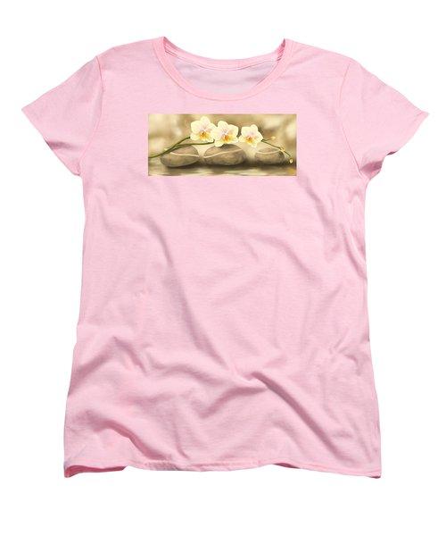 Trilogy Women's T-Shirt (Standard Cut) by Veronica Minozzi