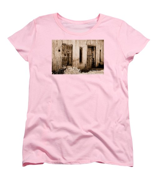 Vacancy Women's T-Shirt (Standard Cut) by Holly Blunkall