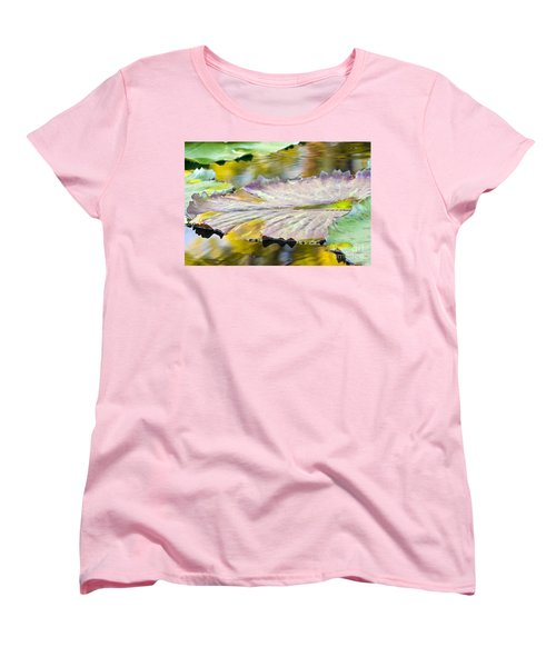 Vitality Women's T-Shirt (Standard Cut) by Alycia Christine