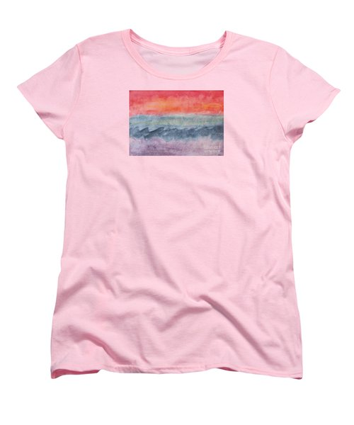 Voyage Women's T-Shirt (Standard Cut) by Susan  Dimitrakopoulos
