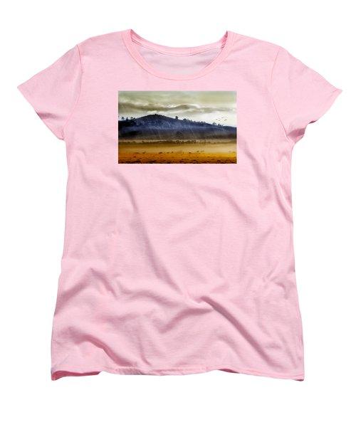 Whisps Of Velvet Rains... Women's T-Shirt (Standard Fit)