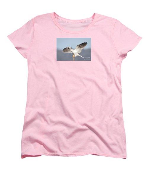 Wingspan Women's T-Shirt (Standard Cut) by Alice Cahill