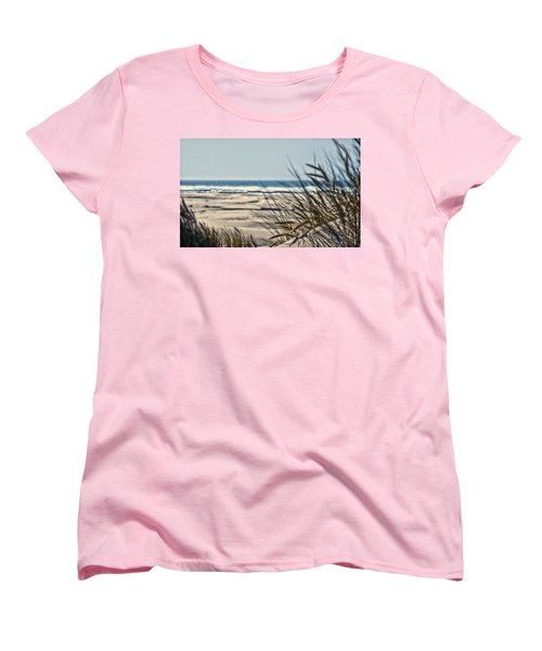 Women's T-Shirt (Standard Cut) featuring the photograph With Every Breath by Janie Johnson