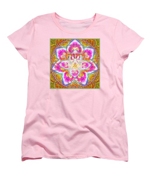 Yhwh 3 14 2014 Women's T-Shirt (Standard Cut) by Hidden  Mountain