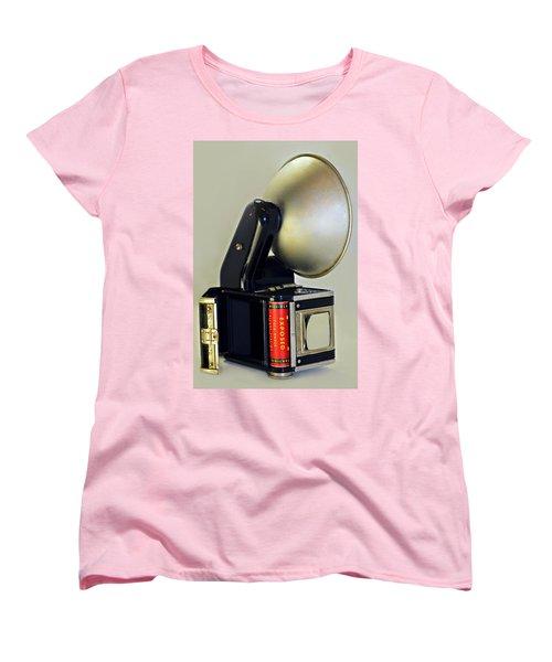 Exposed Women's T-Shirt (Standard Cut) by Susan Leggett