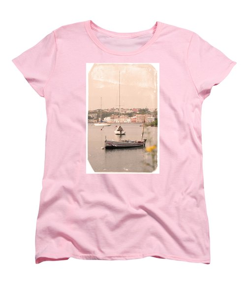 Women's T-Shirt (Standard Cut) featuring the photograph Barbara by Pedro Cardona