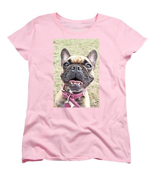 Best Friend Women's T-Shirt (Standard Cut) by Jeannette Hunt