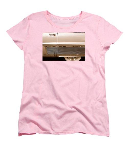 Women's T-Shirt (Standard Cut) featuring the photograph Chrome by John Schneider
