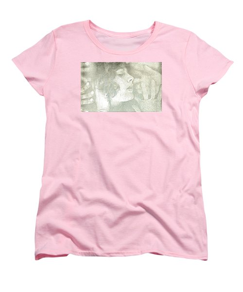 Women's T-Shirt (Standard Cut) featuring the photograph Dreaming by Rory Sagner