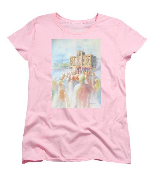 Ideal Organization In Orange County Women's T-Shirt (Standard Cut) by Debbie Lewis