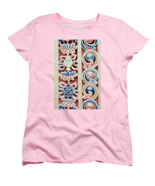 Women's T-Shirt (Standard Cut) featuring the photograph Intricate Details by Fotosas Photography