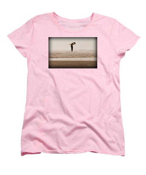Jonathon Women's T-Shirt (Standard Cut) by Jeanette C Landstrom