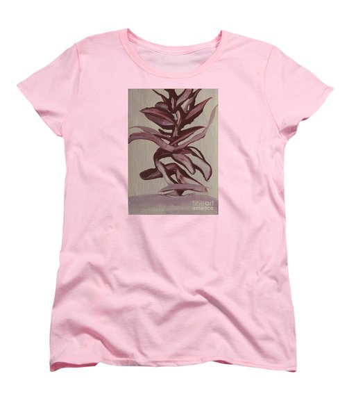 Jungle Pinks Women's T-Shirt (Standard Cut)