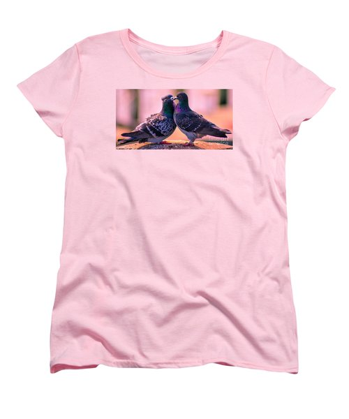 Love At First Site Women's T-Shirt (Standard Cut) by Shannon Harrington