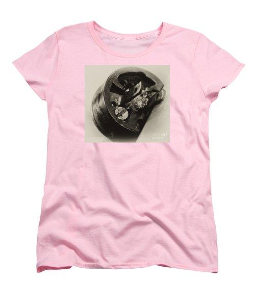 Old Plug  Women's T-Shirt (Standard Cut) by Wilma  Birdwell