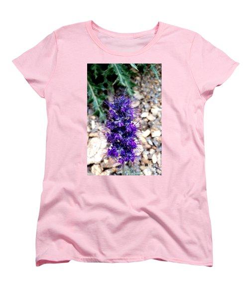 Purple Reign Women's T-Shirt (Standard Cut) by Dorrene BrownButterfield