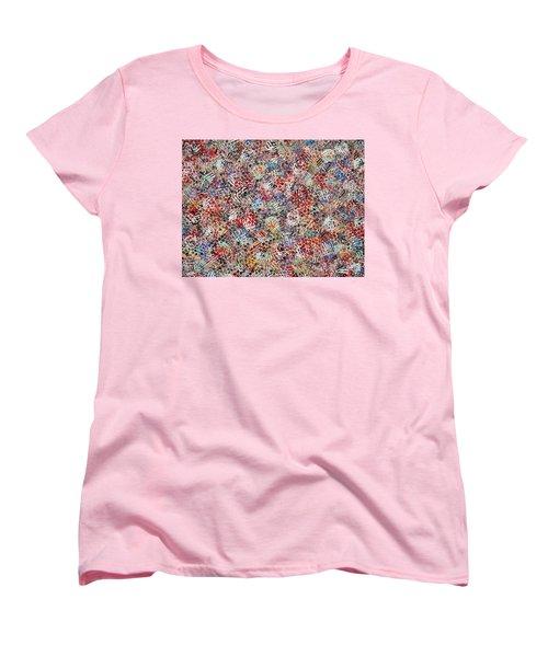Golf Women's T-Shirt (Standard Cut) by Natalie Holland