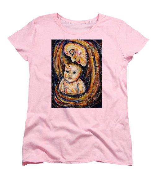 Mother's Love Women's T-Shirt (Standard Cut) by Natalie Holland