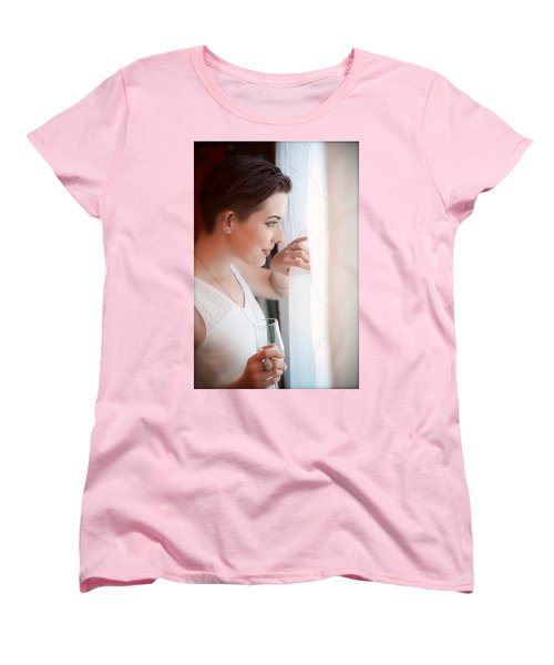 05_21_16_5121 Women's T-Shirt (Standard Cut) by Lawrence Boothby