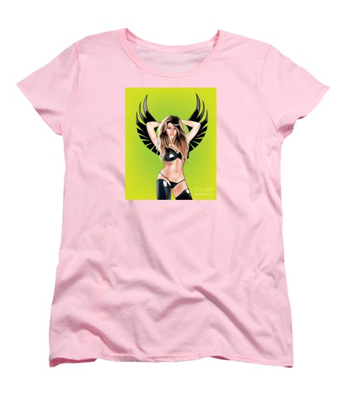 Dana Women's T-Shirt (Standard Cut) by Brian Gibbs