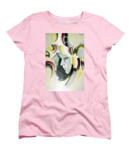 Dolor Women's T-Shirt (Standard Cut) by Sam Sidders
