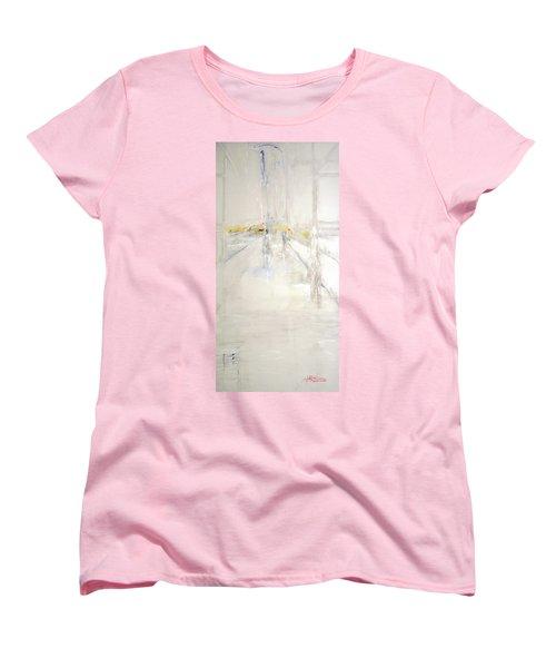 Early Winter In Manhattan Women's T-Shirt (Standard Cut)