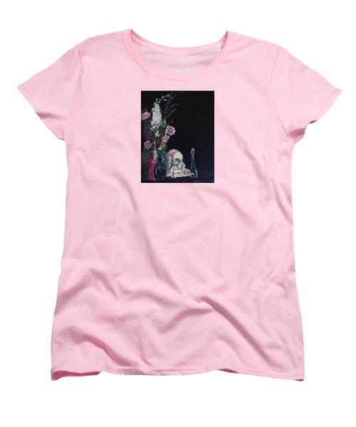 Jenibelle Women's T-Shirt (Standard Cut) by Jane Autry
