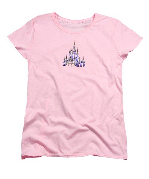 Magic Kingdom Women's T-Shirt (Standard Cut) by Art Spectrum