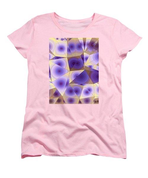 Passion Fruits Women's T-Shirt (Standard Cut) by Moustafa Al Hatter
