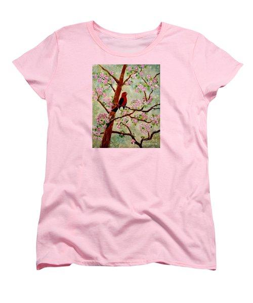 Red Tangler Women's T-Shirt (Standard Cut)