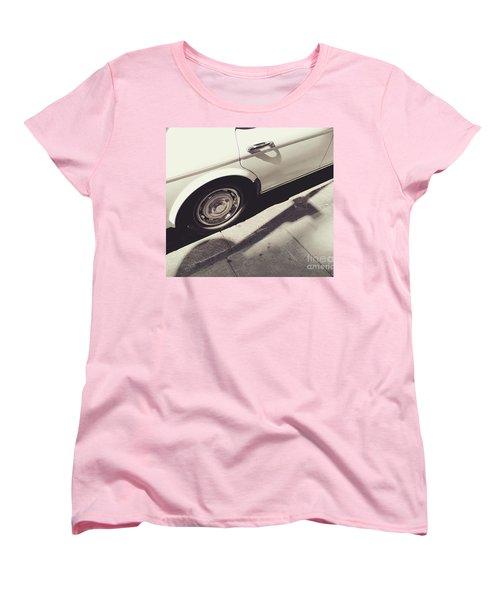 Rolls Royce Baby Women's T-Shirt (Standard Cut) by Rebecca Harman