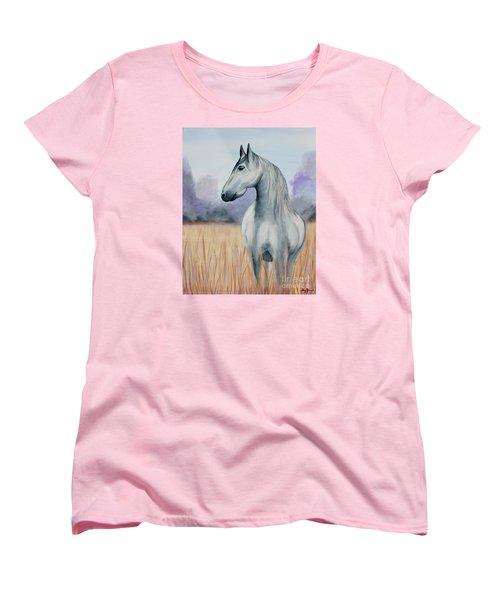 Solemn Spirit Women's T-Shirt (Standard Cut) by Stacey Zimmerman