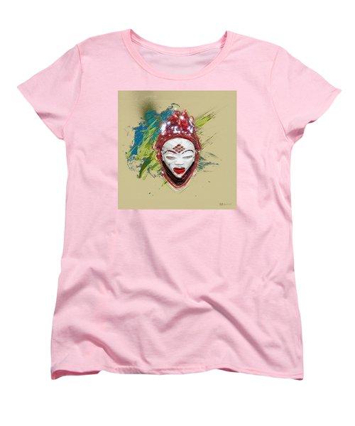 Star Spirits - Maiden Spirit Mukudji Women's T-Shirt (Standard Cut) by Serge Averbukh