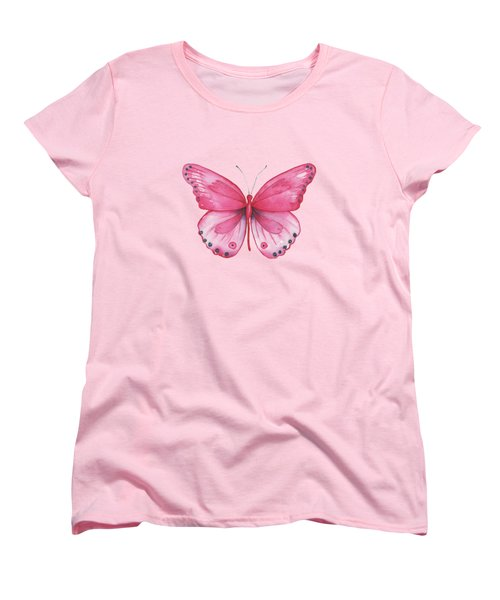 107 Pink Genus Women's T-Shirt (Standard Cut)