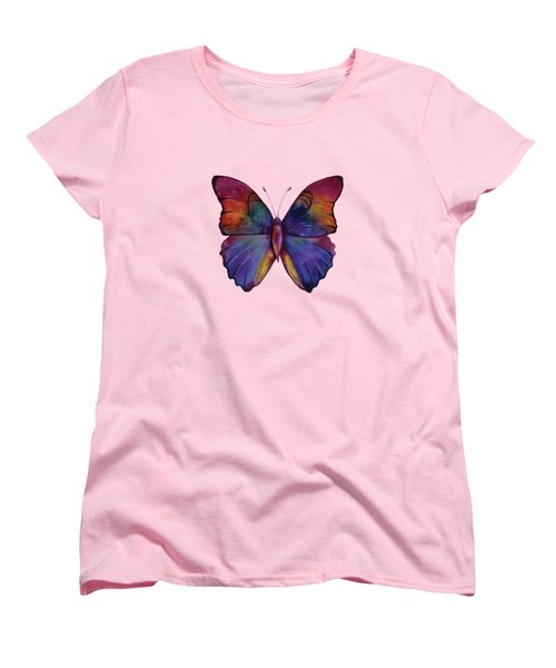 13 Narcissus Butterfly Women's T-Shirt (Standard Cut)