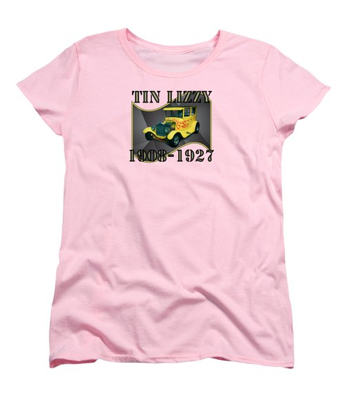 1927 Ford Model T Women's T-Shirt (Standard Cut) by Richard Farrington